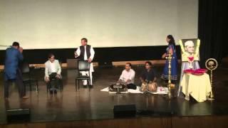 """Shri Sunil Shastri singing """"Ek Din Bikh Jaayega"""""""