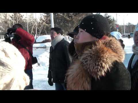 Начальник полиции Жанаозеня запугивает женщин