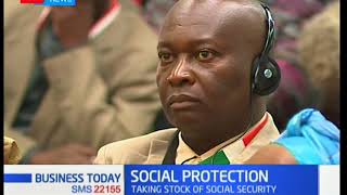 Business Today - 22nd March 2018: Social Protection Conference seek to safeguard vulnerable lives
