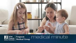 Medical Minute: Pediatric Wellness Visits with Dr. Andrew Boldrey