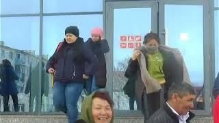 Экибастуз  Новости  Учения по пожарной безопасности в торговых центрах состоялись в Экибастузе