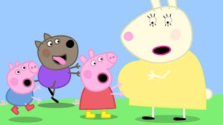 Peppa Pig Official Channel | Peppa Pig and Mummy Rabbit's Bump