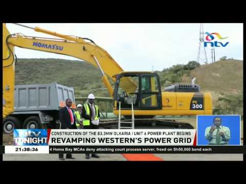 Western part of Kenya is still prone to massive power cuts