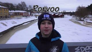 Porvoo. Finland 4K. Порвоо. Radodar TV. 08.03.17