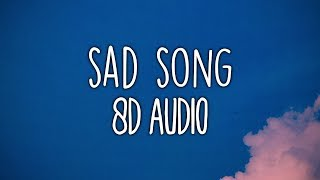 Alesso – Sad Song (8D Audio) Ft. TINI