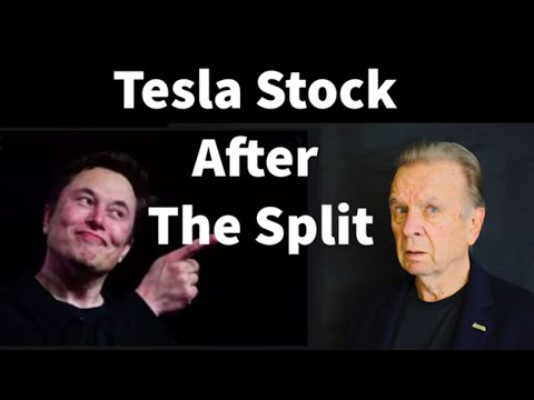 Tesla Stock After The Split: This is My Plan