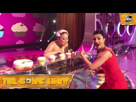 Queen Of Cupcakes – The Gong Show