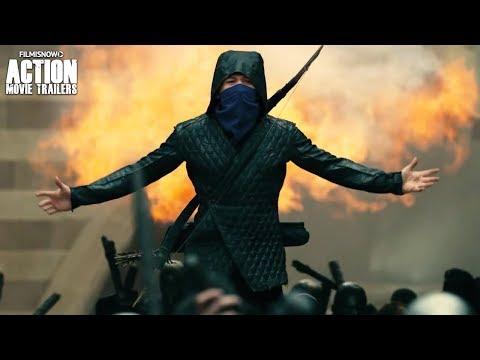ROBIN HOOD (2018) Trailer + Clips - Taron Egerton, Jamie Fox Action Movie