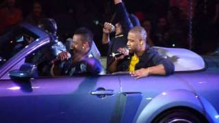 JLS -  Outta This World - LIVE - 02 Arena London - 16th Jan 2011
