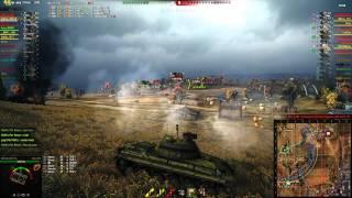 World of Tanks w/ BigCheese256 - Object 430, 9000 damage