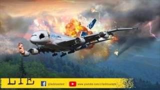 airplane crash - sound effect
