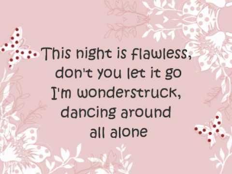 Taylor Swift-Enchanted [with lyrics]