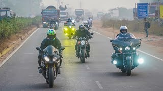BHUBANESWAR SUPERBIKERS CLUB SUNDAY RIDE!