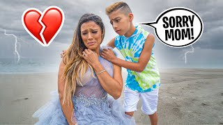 Our WEDDING PHOTOSHOOT was RUINED... (Heartbreaking) | The Royalty Family