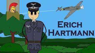 Erich Hartmann: Best Fighter Pilot Of All Time | Tooky History