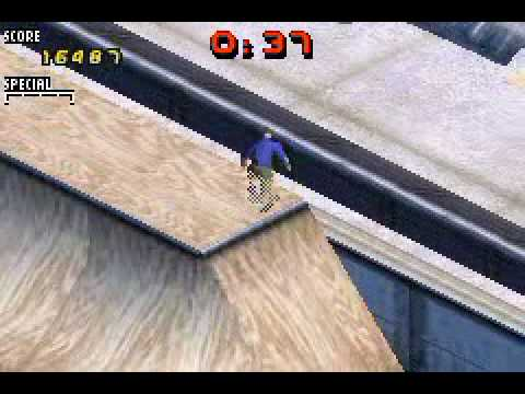 tony hawk's pro skater 2 gba cheats