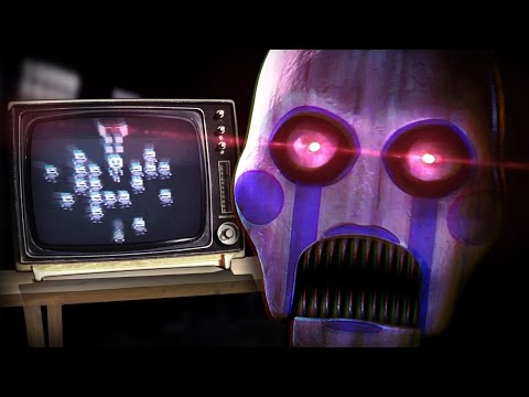 DID NOT SEE THAT COMING. || Five Nights At Candy's 3 (FINAL NIGHT + Game Cartridge SECRETS)