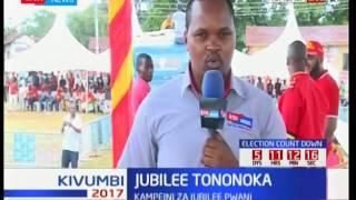 Rais Uhuru Kenyatta atarajiwa katika uwanja wa Tononoka kaunti ya Mombasa