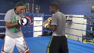 This Guy Is FASTER Than Ryan Garcia- The DAZZLING BOXING SKILLS OF Dominique Francis