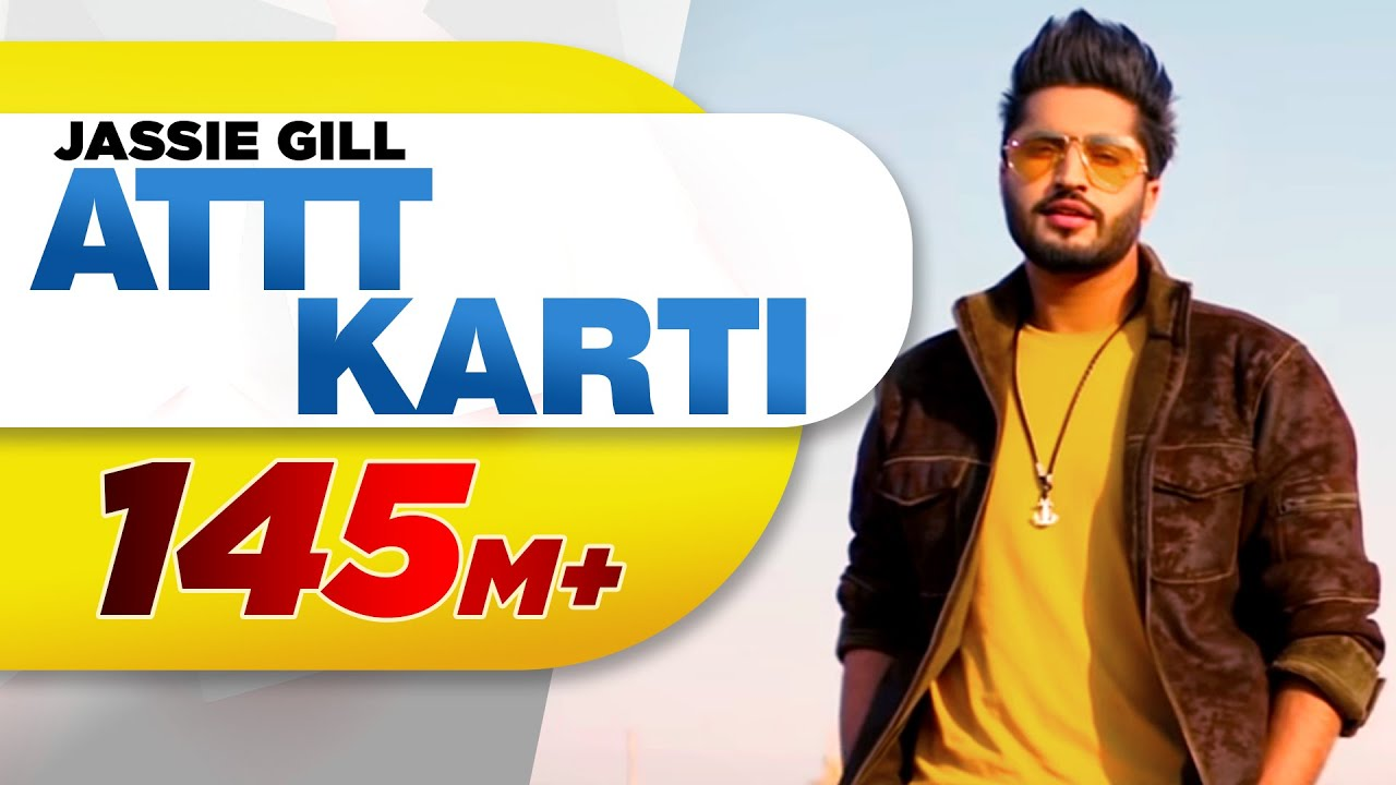 Attt Karti - jassi gill new song