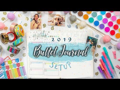 Bullet Journals, 15 Minutes