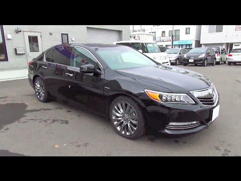 2015 HONDA LEGEND(Acura RLX)HYBRID EX AWD - Exterior & Interior