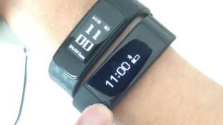 Fitness Armbänder Tracker im Vergleich: Lintelek i3 vs Endubro i5