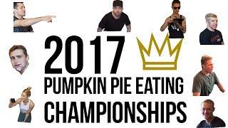 Mma Vlog #20 | Pumpkin Pie Eating Championships