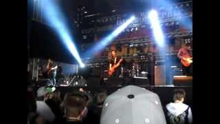 The Dangerous Summer - Work in Progress (Live Groezrock 2012)