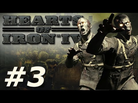 Hearts of Iron 4: Infection! - The Survivors (Part 3)