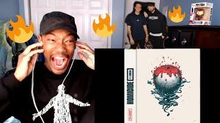 EMINEM AND LOGIC DEMOLISHED THIS SONG!!!   Logic   Homicide (feat. Eminem) (Official Audio) Reaction