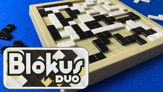 How to Play Blokus Duo - Two Player Game