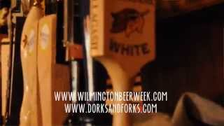 preview picture of video 'Dorks and Forks - Wilmington Beer Week - Ulysses Gastropub'