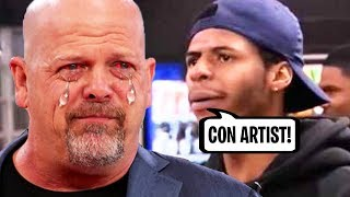 Pawn Stars Rick Encounters THE WORST CUSTOMER!
