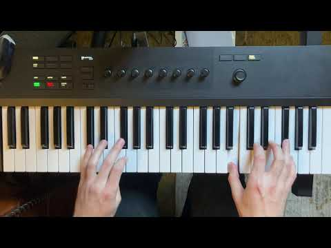 Prelude in B Minor from the Well Tempered Clavier (JS Bach)