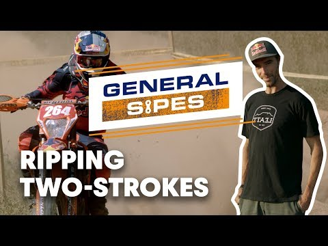 Peoria TT to ISDE with Some 125 All-Stars in Between   General Sipes E5