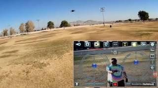 Селфи-дрон карманный квадрокоптер с камерой Selfie FPV Quadcopter JJRC H37 Elfie