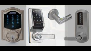 Make a Smart move with Key less Locks @ +Twin City Lock & Key Fitchburg MA