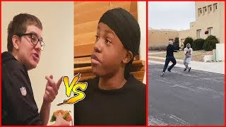 Trent Challenges Luke To A Boxing Match! + WR/DB STREET Edition! - Daily Dose 2.5 (Ep.30)