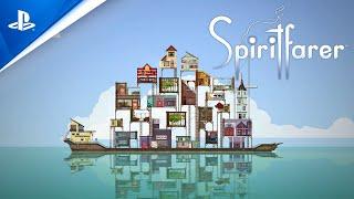 Spiritfarer - Third Gameplay Teaser | PS4