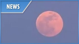 When is the Blood Moon and how can I see it?
