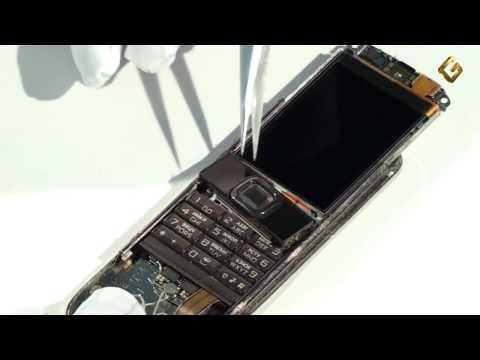 Nokia 8800 Arte - как разобрать телефон и из чего он состоит