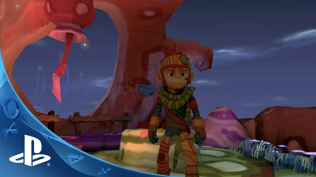 The Last Tinker: City of Colours, un jeu de plates-formes haut en couleurs sur PS4 pour fin août