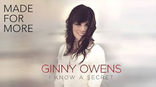 Ginny Owens - Made For More (AUDIO)