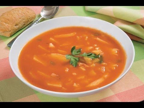 Cocinar Sopa de Papa   (Facil y rapido)