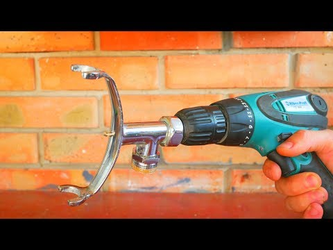 Do not Throw Away Old Plumbing Make Simple DIY