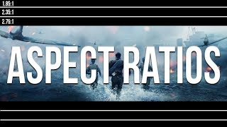 Aspect Ratios | Tomorrow's Filmmakers