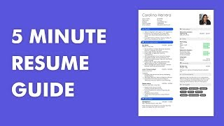How to Write a Professional Resume in 2019 [A Step-by-step Guide with Resume Examples]