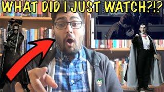 WTF DID I JUST WATCH?? SHADOW KISS MESEMOA