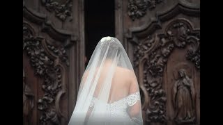 Jason + Jude Wedding At  Saint Augustine Parish Church And  Lights Of Love